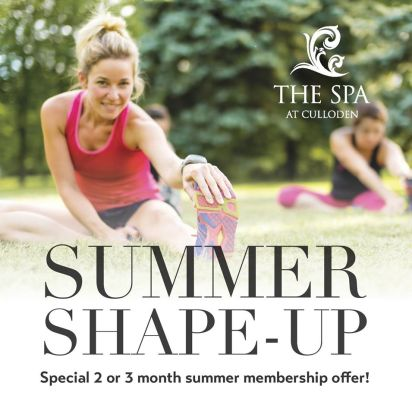 Summer shape up