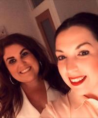 All Saints selfie